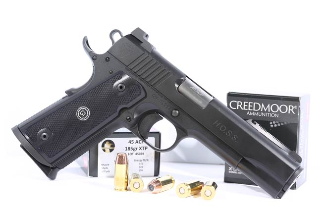 First Look: Creedmoor's 9mm and .45 Ammo