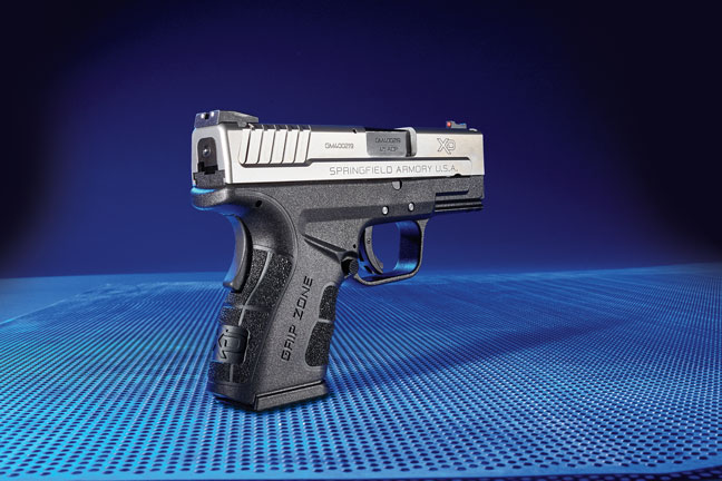 Springfield Armory XD Mod 2 Sub-Compact Review