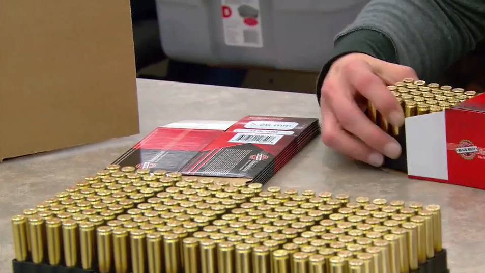 Vault: State of Ammo Industry