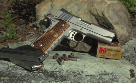 Craig Boddington talks with Ryan Busse of Kimber about their expansion to their Raptor line of