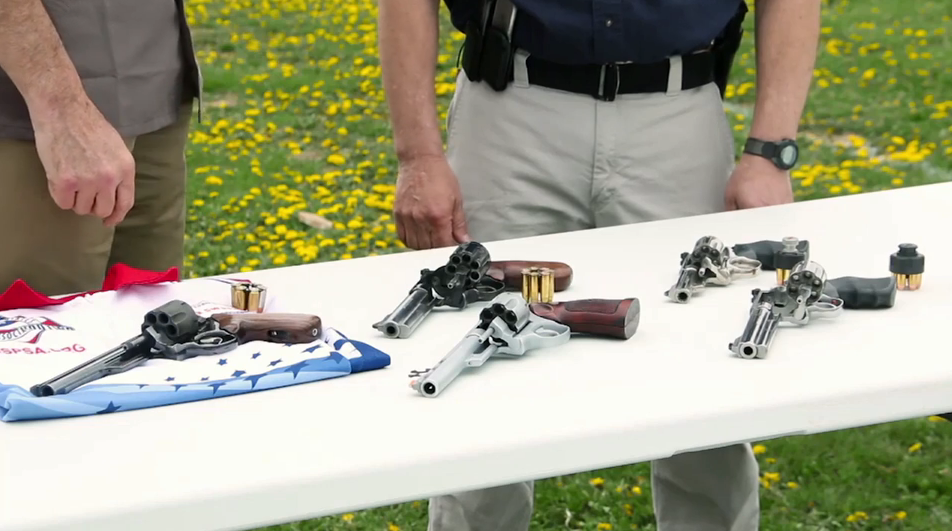 Rugged & Reliable Revolvers: Competition Revolvers