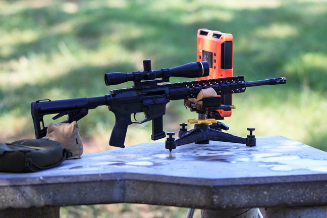 Review Labradar Doppler Radar Chronograph Guns And Ammo