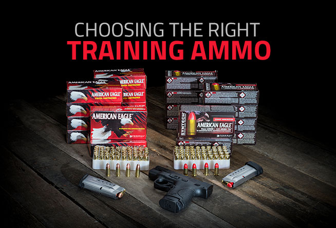 Choosing Training Ammo