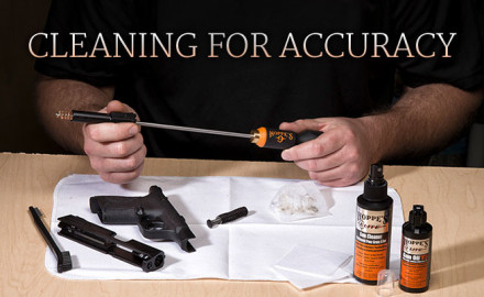 That's why, despite any internal protest, you must clean your firearm if you want to maintain its function and accuracy. This guide will show you how.