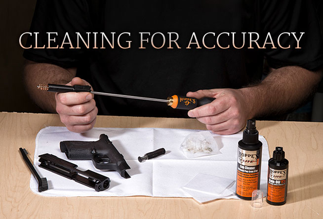 Cleaning Guns For Accuracy