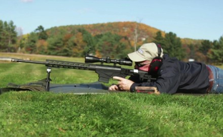 In this G&A exclusive Craig Boddington is at the range testing out Ruger's 6mm Creedmoor