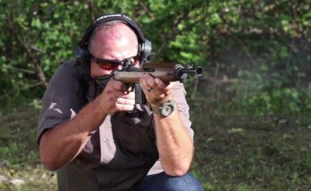 James Tarr talks with Inland Manufacturing's Ron Norton their .30 Carbine Advisor family.