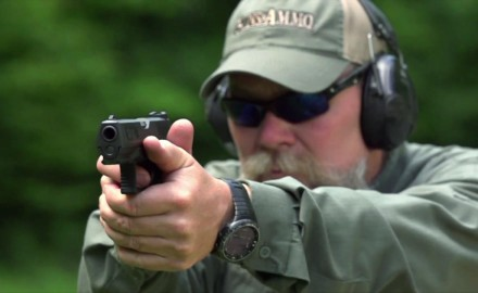 Kyle Lamb and Craig Boddington test out the PPQ .45 and the 9mm PPS from Walther.