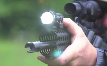 Kyle Lamb and Erick Poole highlight the features of the ProTac Rail Mount 1 from Streamlight.