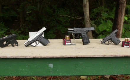 James Tarr and Richard Nance explore four of Taurus's four most popular semiauto pistols geared for