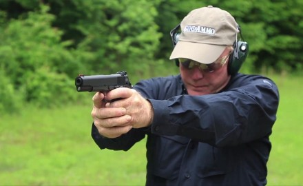 Craig Boddington and Kyle Lamb take a look at two very different 1911 style handguns from Rock