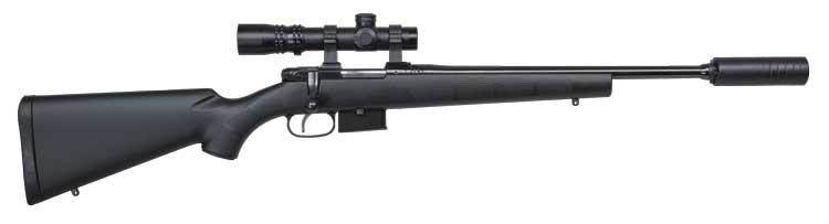 Great Centerfire Rifles