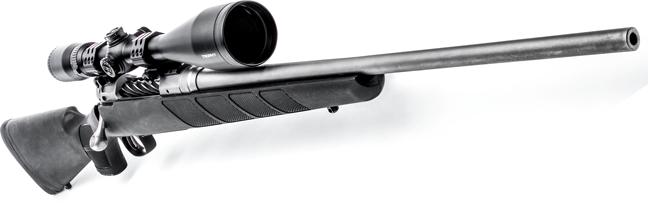 Long-Guns Savage Rifles