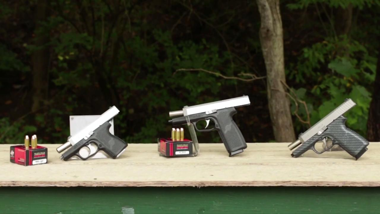 Kahr Concealment Options