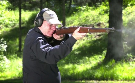 Garry James and Craig Boddington square off as they take a look at two classic rifles, the 1893