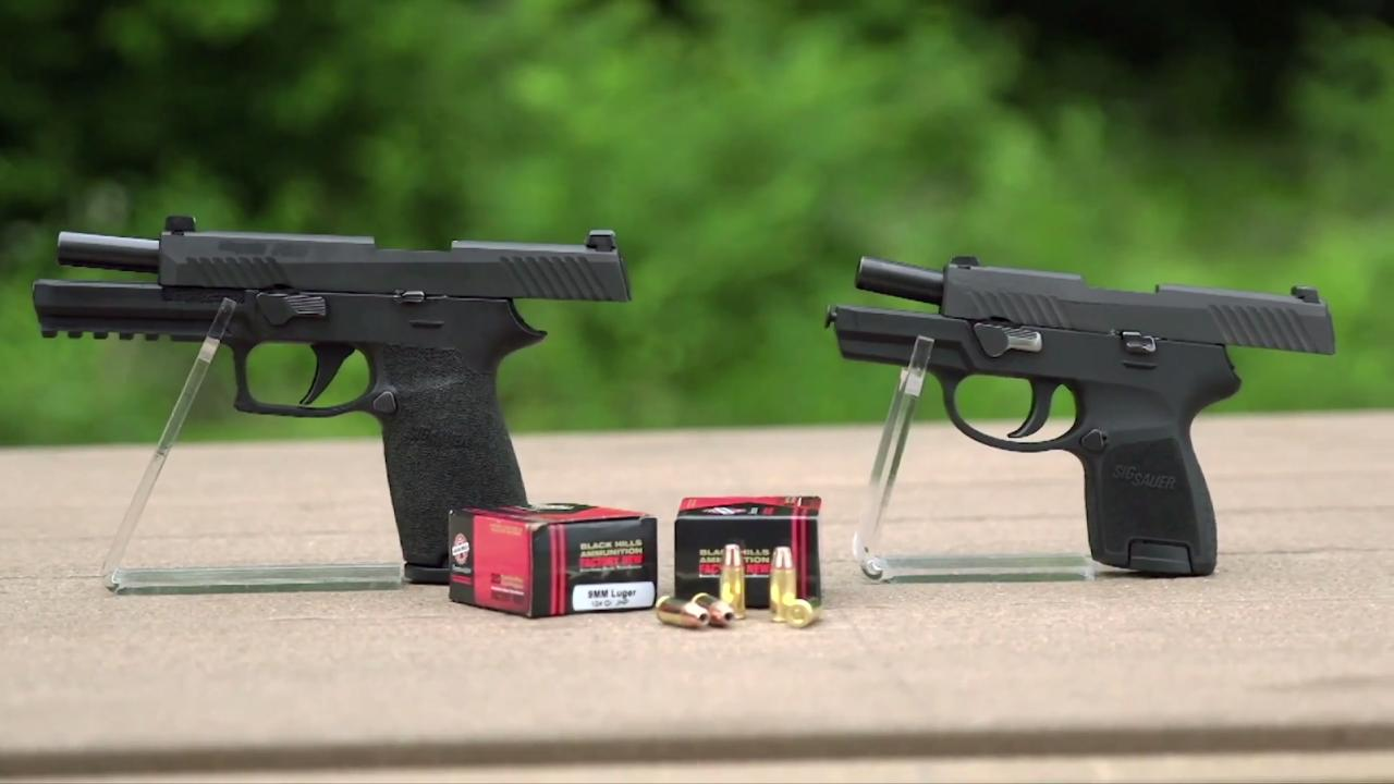 Family First: SIG P320 Modularity