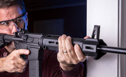 Setting Up a Home-Defense MSR