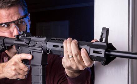 Setting Up a Home-Defense MSR