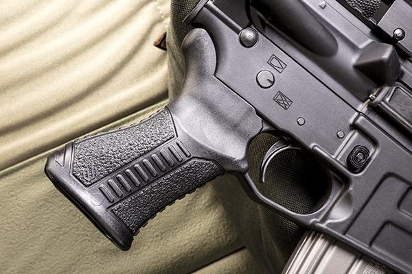 Traditional Rifles vs  ARs