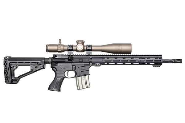 Traditional rifles vs. ars