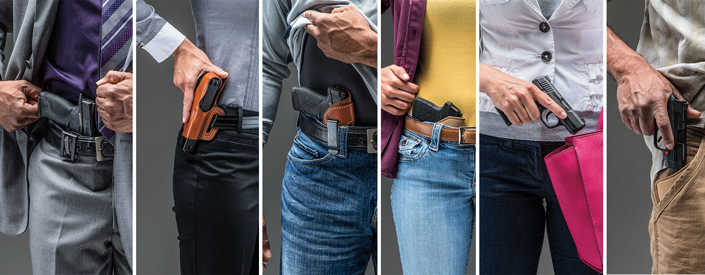 Concealed Carry Holster Options