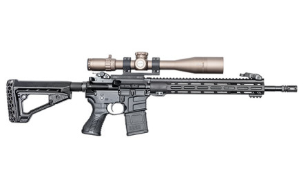 Savage Arms recently entered the AR market with four models. Our preferred .223 model is the Recon