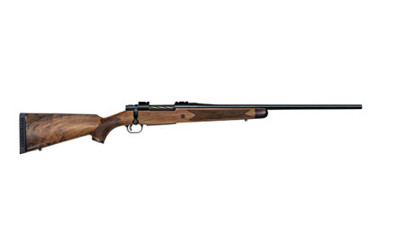 New in the Patriot lineup from Mossberg is the Revere, which is a beautiful walnut-stocked bolt