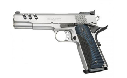 Smith & Wesson's Performance Center SW1911 features a tuned action and a throated 5.0-inch
