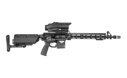 High-tech shooting company TrackingPoint has introduced a new addition to their lineup, the