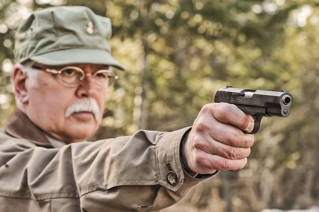 The author found the new General Officer's Pistol, like the originals, to be a sweet shooter. Reliability was superb and groups were quite good.