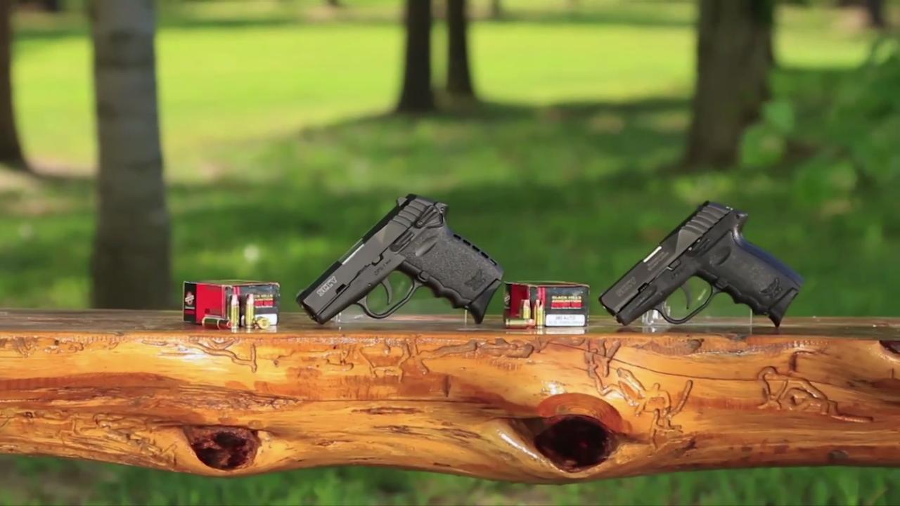 Family First: SCCY .380 & 9mm