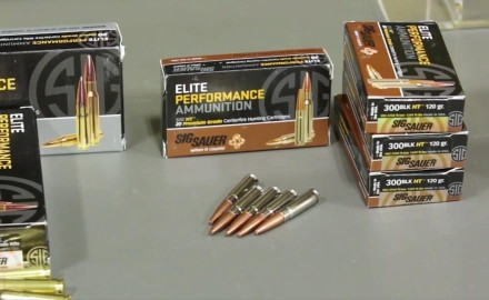 Our experts highlight SIG's expanded lineup of centerfire rifle ammo.