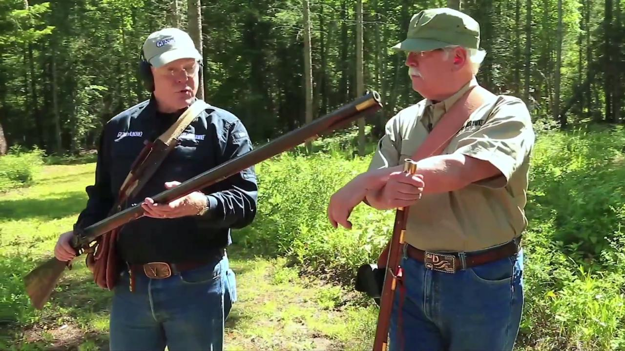 Classic Challenge: Kentucky Rifle v. Ferguson Rifle