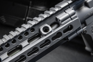 Built from the ground up as a lightweight fighting rifle, the M4 V11 SLW cuts weight, not corners. The lightweight KeyMod-compatible rail continues the legacy of efficient DD rails and adds modularity without weight.