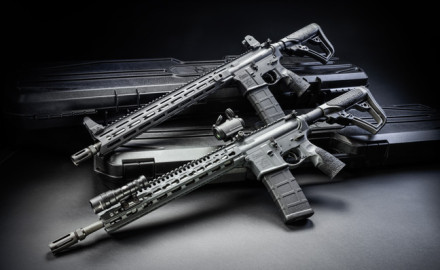 Long known amongst serious users for lightweight rails and a dedication to serious working platforms, Daniel Defense is keeping with consumer trends as can be observed with its new DDM4 V11 SLW and DDM4 V7.