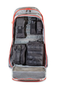 Elite Survival offers its own MOLLE-compatible pouch suite, inclusive of tear-away medical pouches, pistol and rifle magazine pouches and several general purpose pouches designed to carry any other support items.