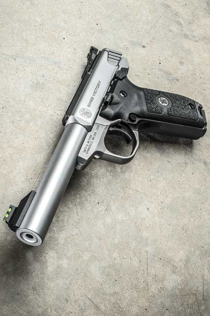 Smith & Wesson .22 Plinkers Worth Getting Excited About - Guns & Ammo