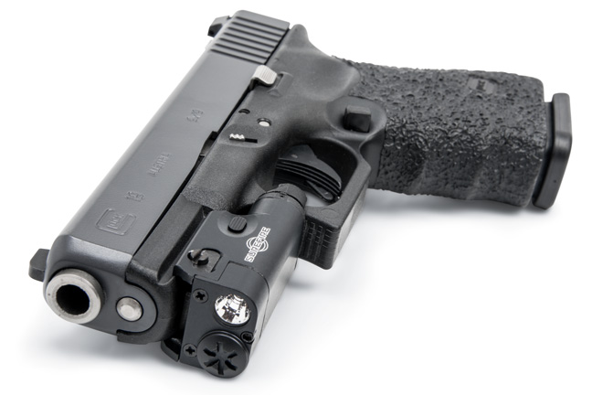 SureFireu0027s New XC1 Is Designed To Fit Muzzle Flush For Compact Carry  Pistols Including The Popular