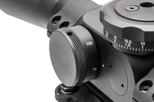 The Turret Parallax Adjustment Locator system (TPAL) helps to achieve sharp image resolution through the magnification range.
