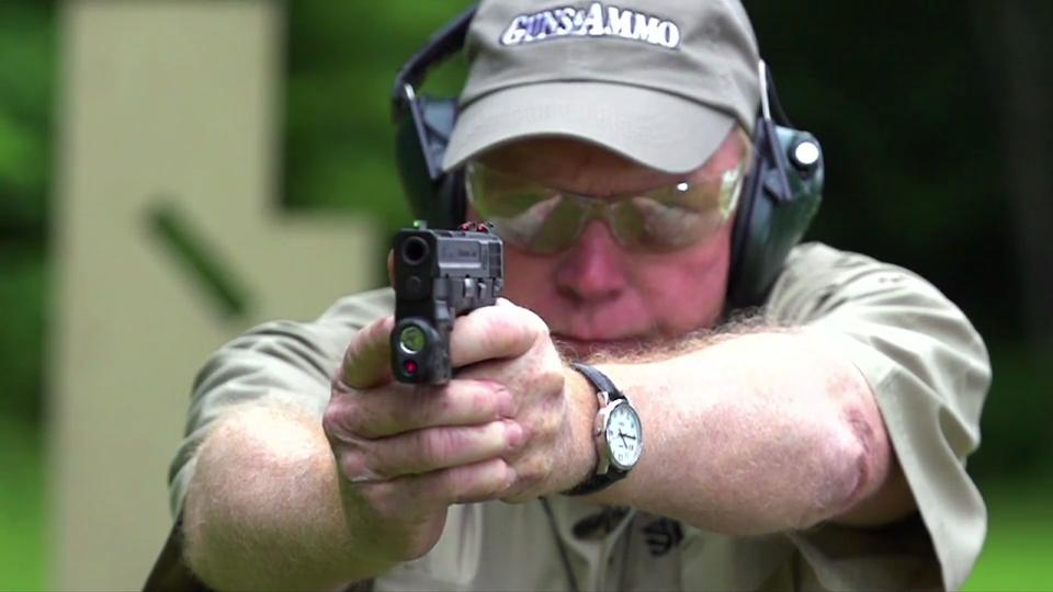 Family First: Laser v. Conventional Sights