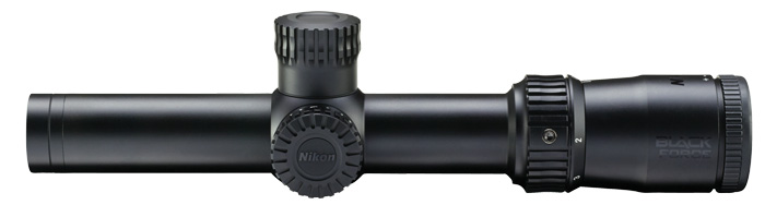 Nikon Black Force 1000 1-4X IL Rifle Scope Review