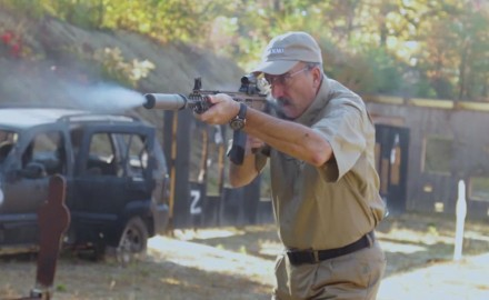 Patrick Sweeney talks John Hollister of SIG about its MCX rifle chambered in .300 blackout.