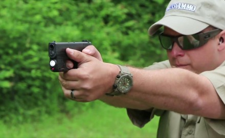 Eric Poole talks with the folks at Streamlight about how they went from a prototype light/laser