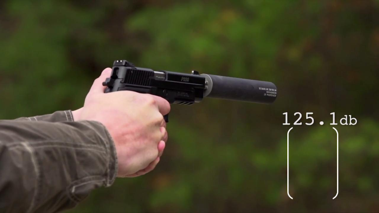 Suppressors 101: Hearing Protection