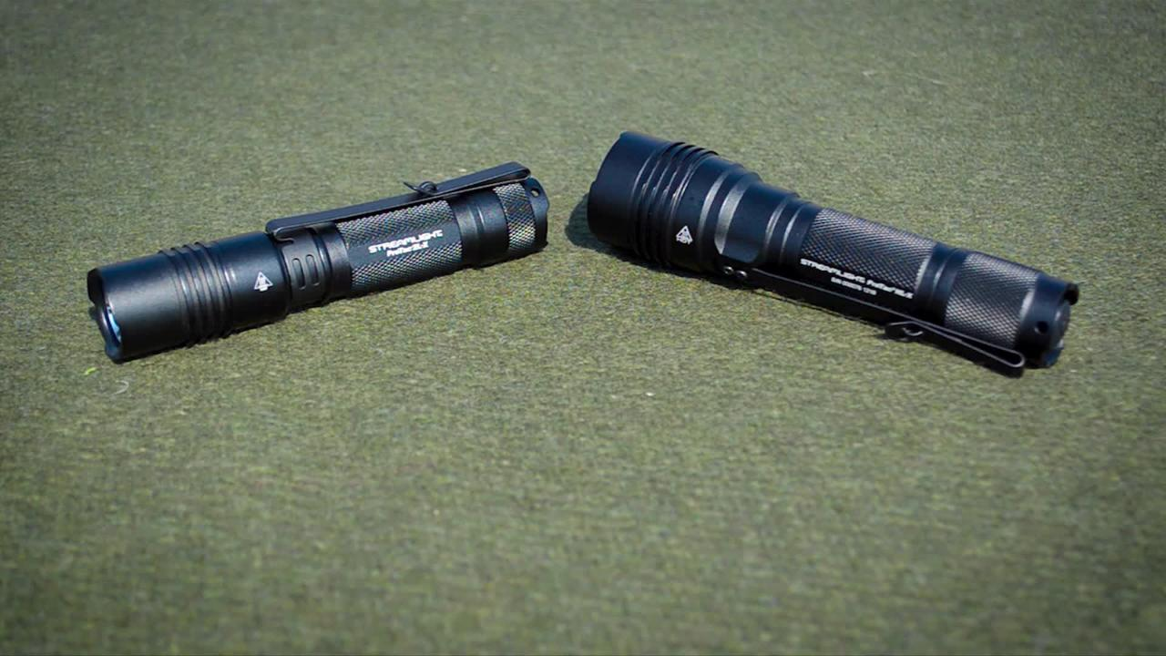 Streamlight Handheld Lights