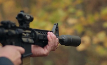 Patrick Sweeney and Craig Boddington look at options for attaching your suppressors.