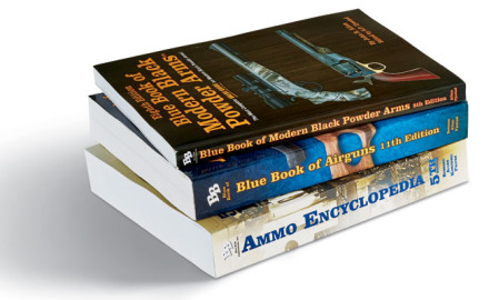 Everyone should own a copy of the  Blue Book of Gun Values.