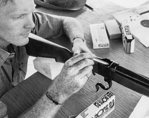 G&A's February 1980 issue featured a review of a Ruger No. 3 in .375 Winchester by the author.