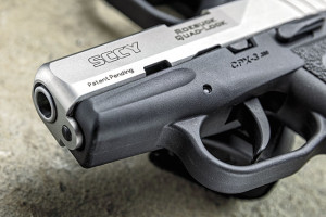 The DAO trigger pull is the reason this pistol is so well suited for concealed carry and new shooters.
