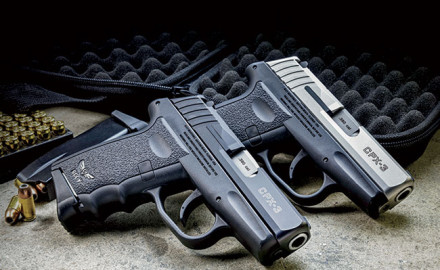 Reduced-'size carry pistols are always hot sellers. As the world turns increasingly violent, the